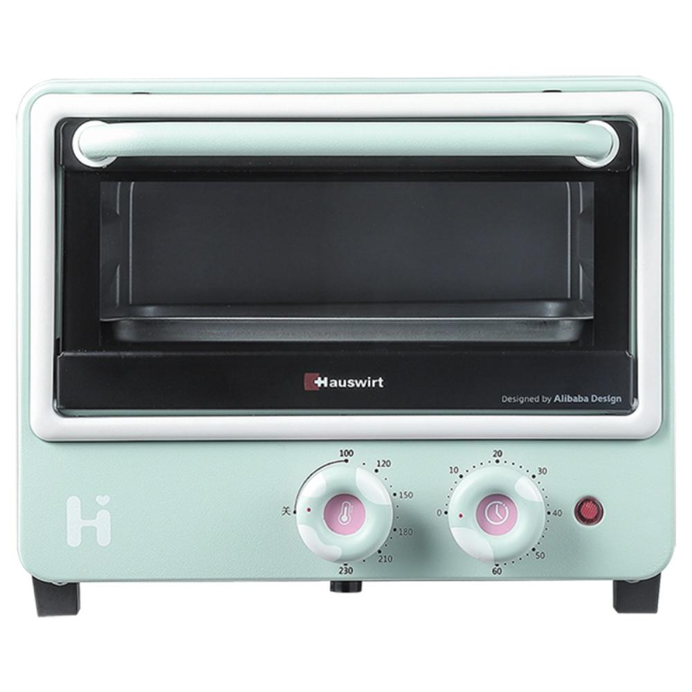海氏q1家用迷你全自动一人食小烤箱怎么样