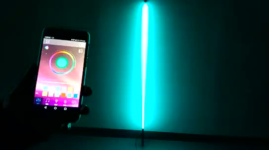 NSSC Quick Connect Smartphone App Control RGB Multicolor LED Whip Light