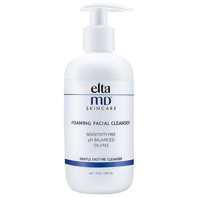 eltamd氨基酸泡沫洗面奶深层清洁收缩毛孔男女温和洁面乳大容量