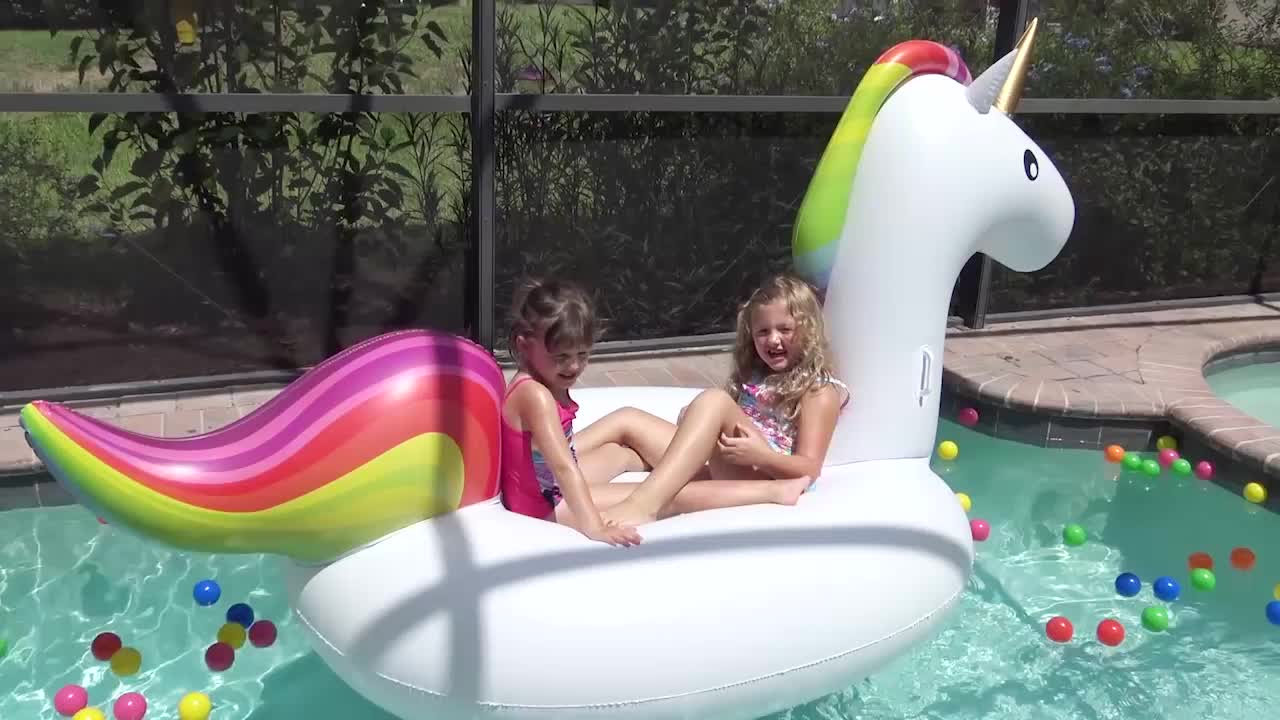 High quality swimming inflatable floating flamingo for adult pool float water sports games toys equipment