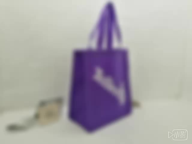 CMYK color picture printing china glossy bopp laminated pp woven bag