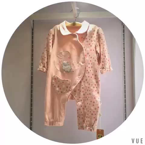 New Wholesale Cute And Stylish Sleep And Play Clothes Baby Pajamas