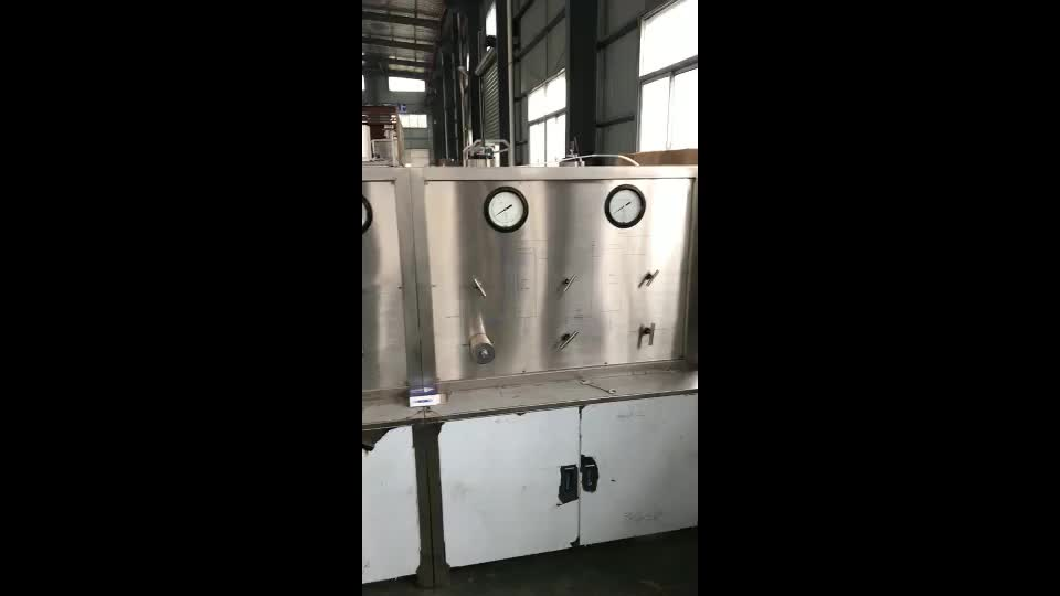 Herbal Essential plant Oil stainless steel Supercritical Co2 fluid Extraction Machine