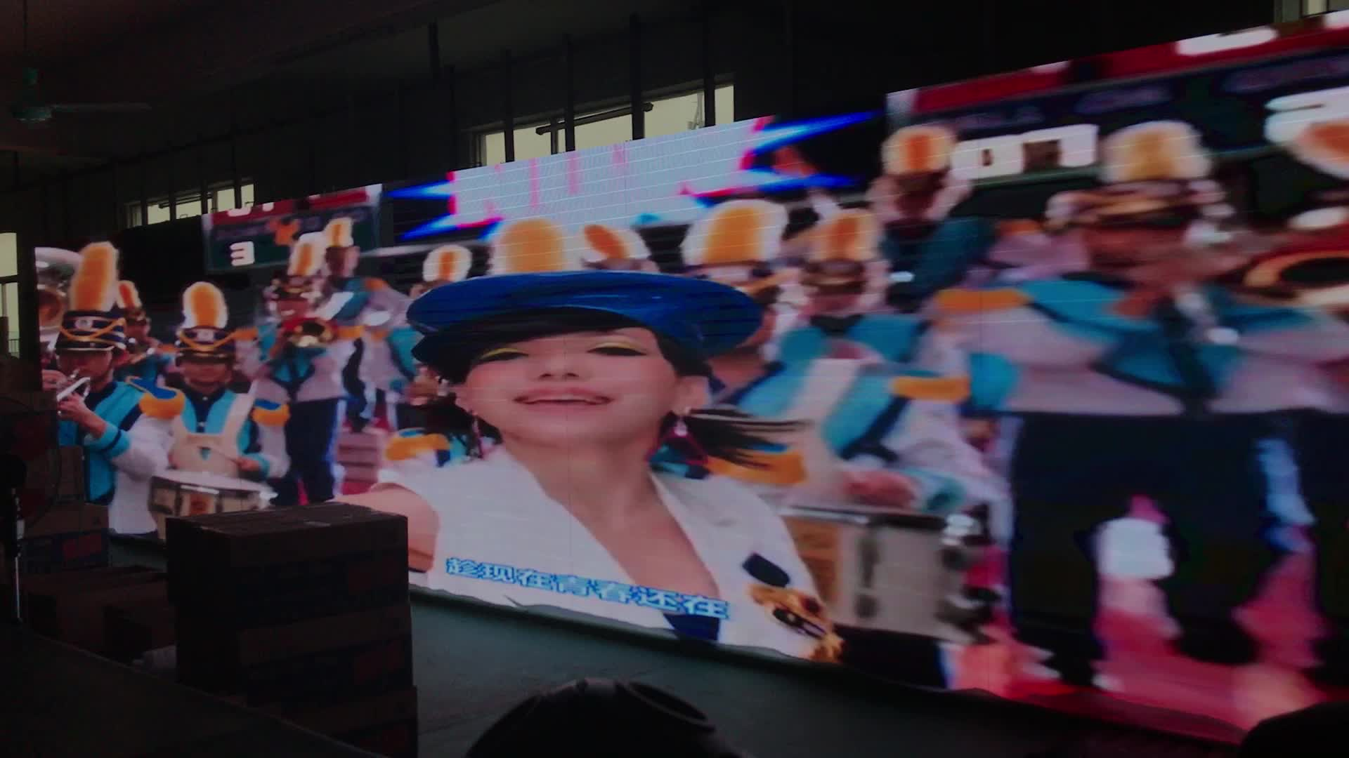 Factory Price indoor p3.91mm SMD 2121 led screen price hd video movie flexible led screen