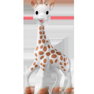 【法国进口】苏菲小鹿宝宝牙胶玩具