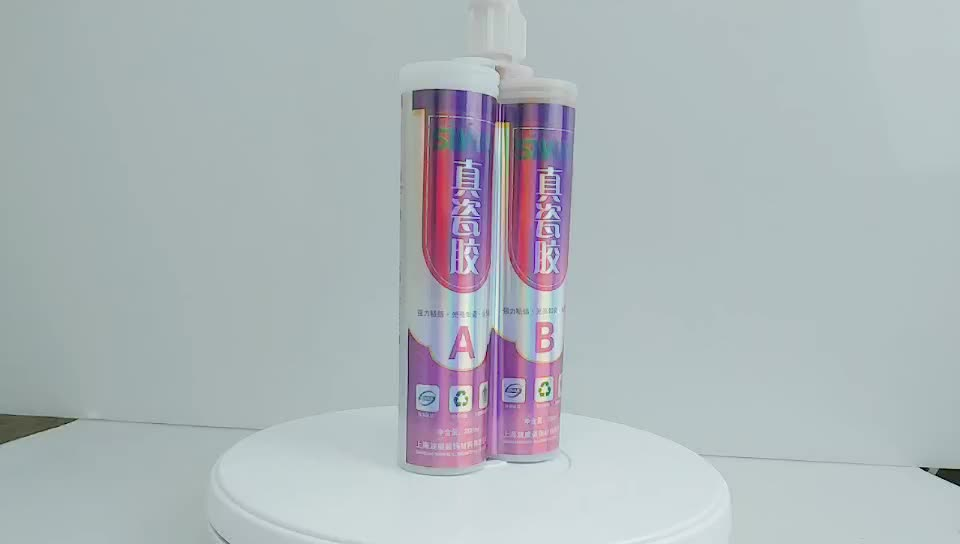 cartridge Neutral door &window glass ceramic Silicone Sealant