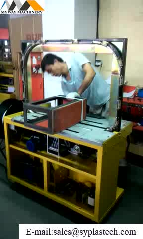 Tabletop Small Size Strapping Machine Spare Parts for Sale