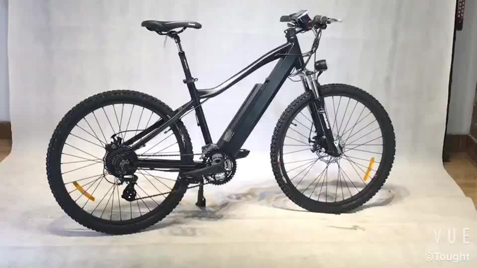 Gaea 27.5inch mag wheels electric mountain bike off road mens bicycle stealth ebike frame
