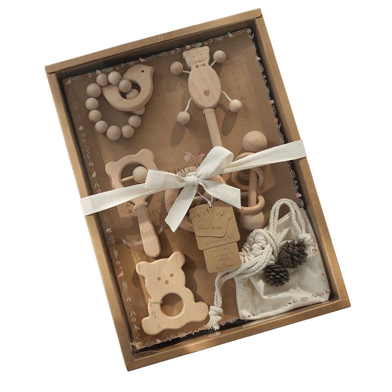 新生儿礼盒春夏套装宝宝满月礼玩具质量怎么样
