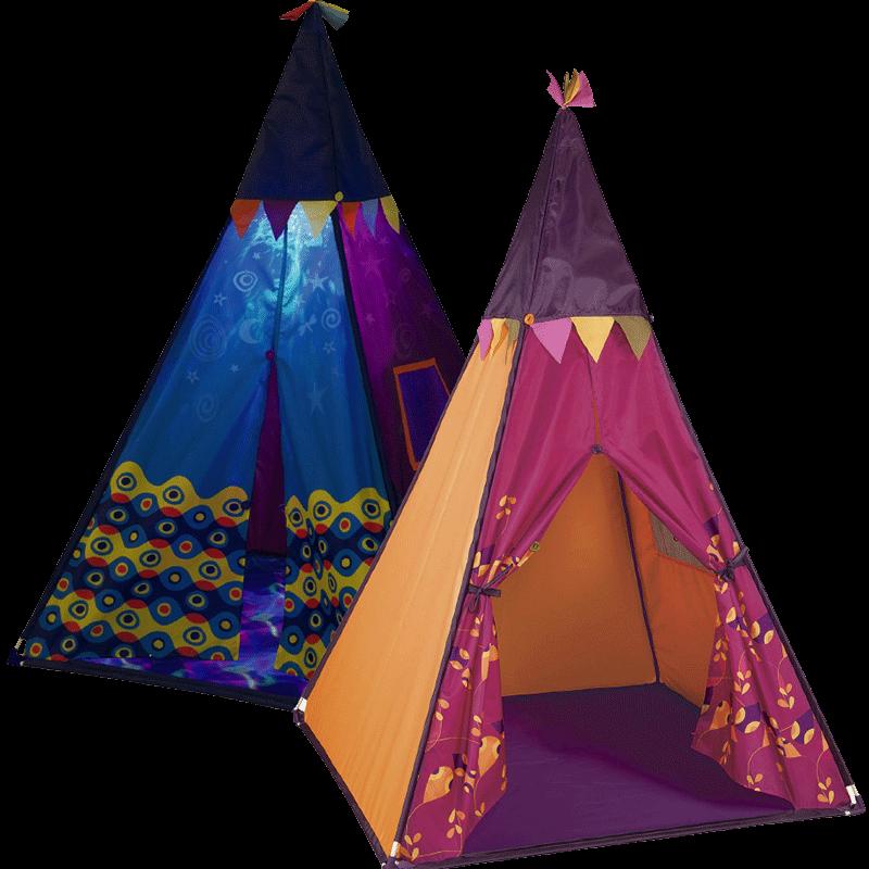 美国比乐btoys儿童帐篷游戏屋 室内小房子玩具屋过家家秘密基地_领取10元天猫超市优惠券