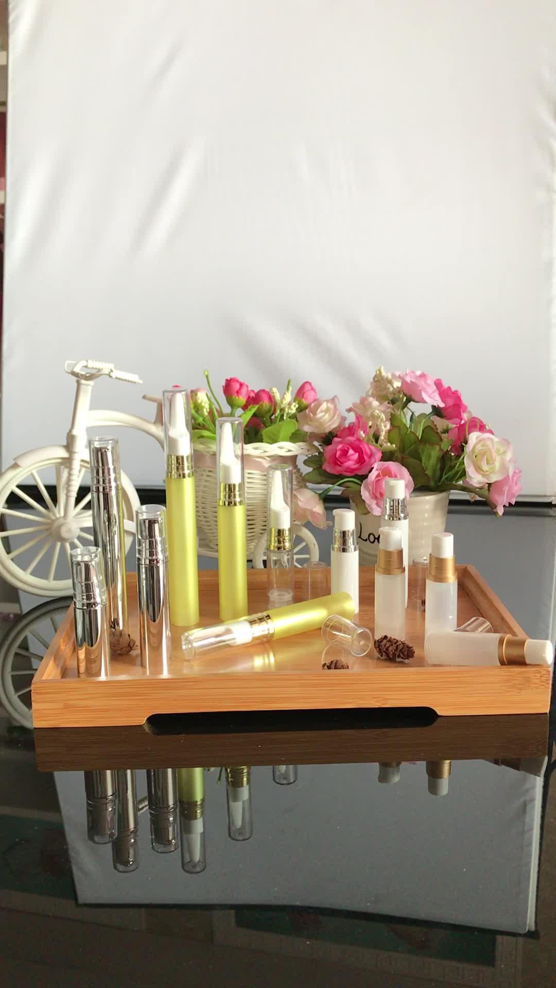 30 ml siero cosmetico bottiglia pompa airless pompa bottiglia di plastica