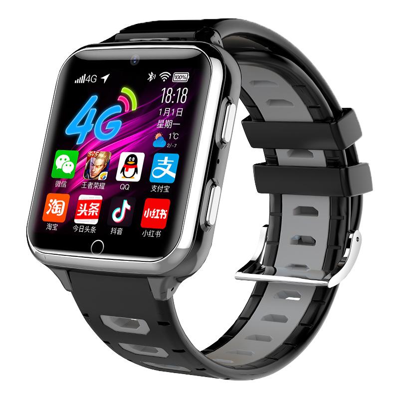 电话手表智能支付手环成人初插卡4g质量怎么样
