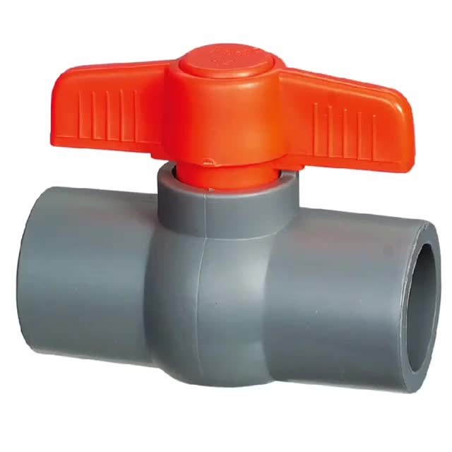 Era ce certificated pvc pipe fittings single union ball