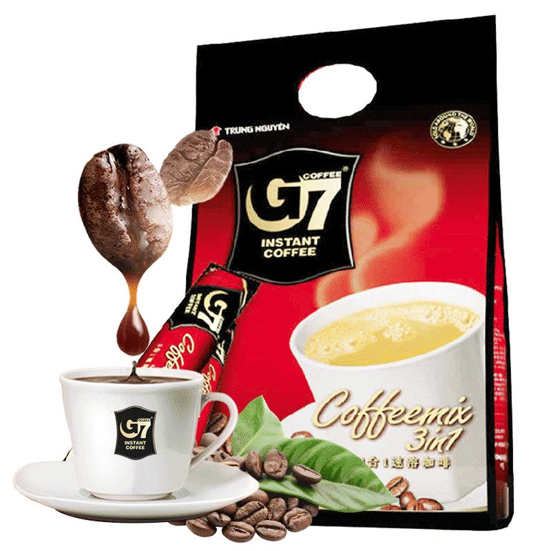 越南进口g7咖啡1600g三合一浓香型
