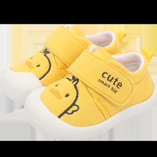 男宝宝0-1-3岁2婴幼儿女童学步鞋