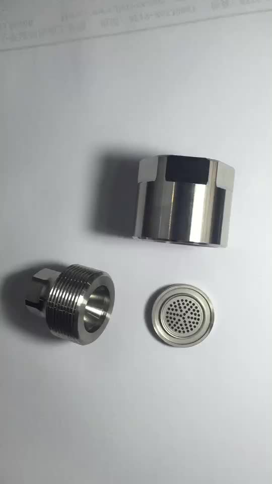 Stainless Steel Spinneret Spinning Packs For Spinning Machine