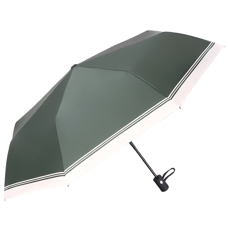 全自动女男晴雨两用折叠定制太阳伞