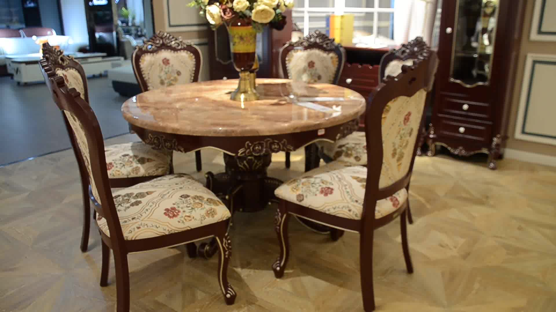 cheap antique italian marble top dining table luxury style large 6
