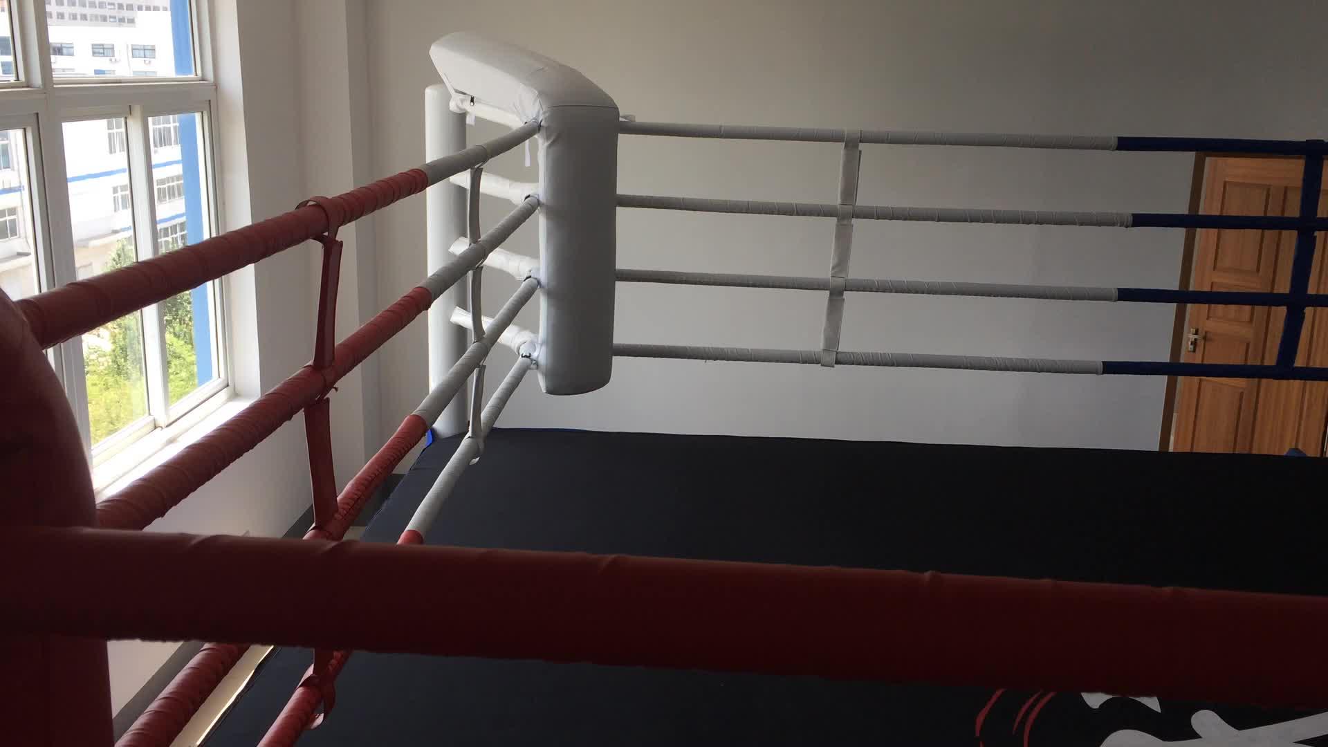 Международный стандарт IBF качество использованное боксерское кольцо для продажи