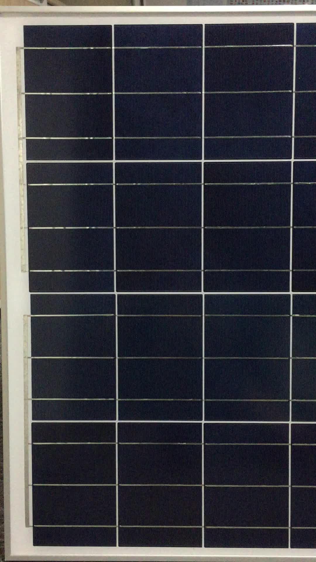Cheap But Energy Efficient House Design: 275w Poly Solar Panels Sunpower Renewable Energy