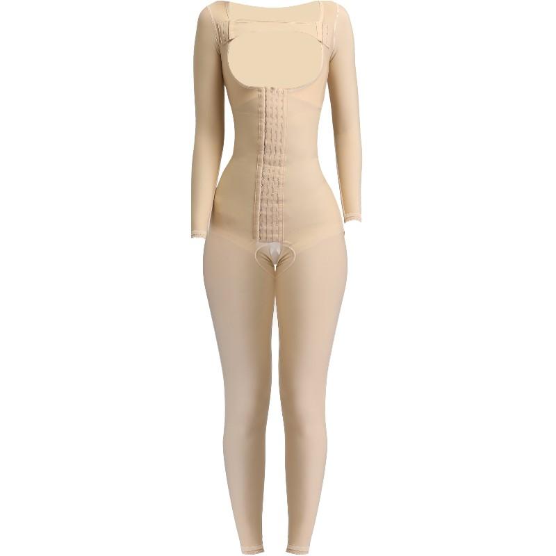 全身吸脂女医用长袖收腹连体塑形衣好不好