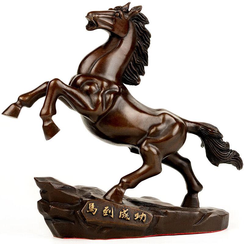 风水阁纯铜铜马风水摆件生肖马用后反馈