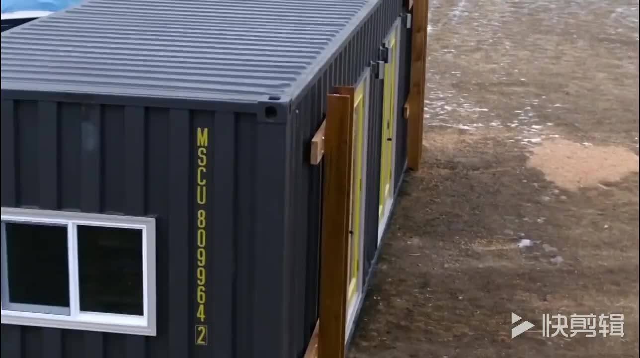 Luxury 40ft shipping container homes for sale in usa buy - 40ft shipping container home ...