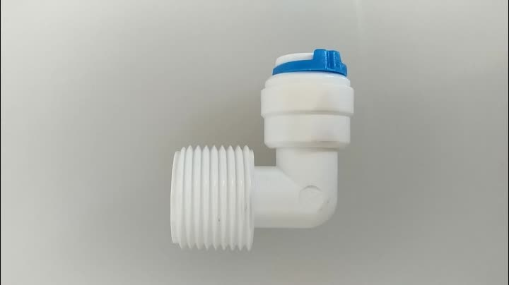 Ro Plastic Quick Connecter Parts,Water Filter Fittings
