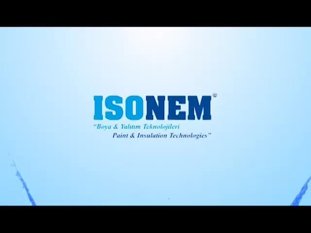 ISONEM MS 82 PAINT FOR HOMES, INTERIOR WALLS, ANTI MOISTURE PAINT