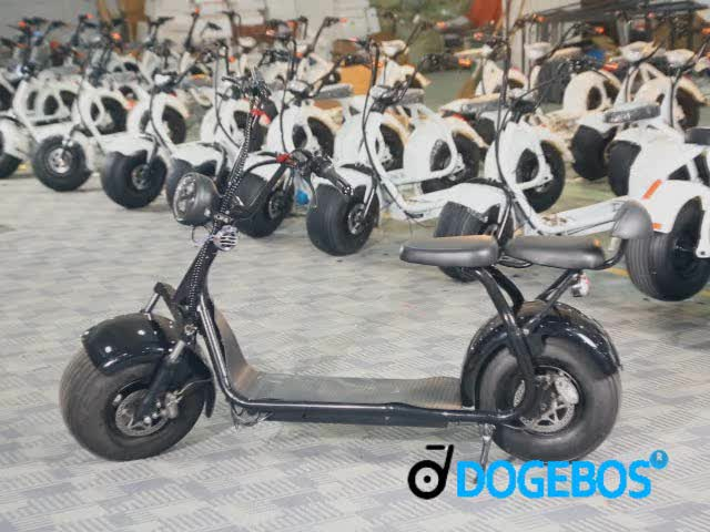 sc14 electric scooter city coco 1000w Dropshipping from holland