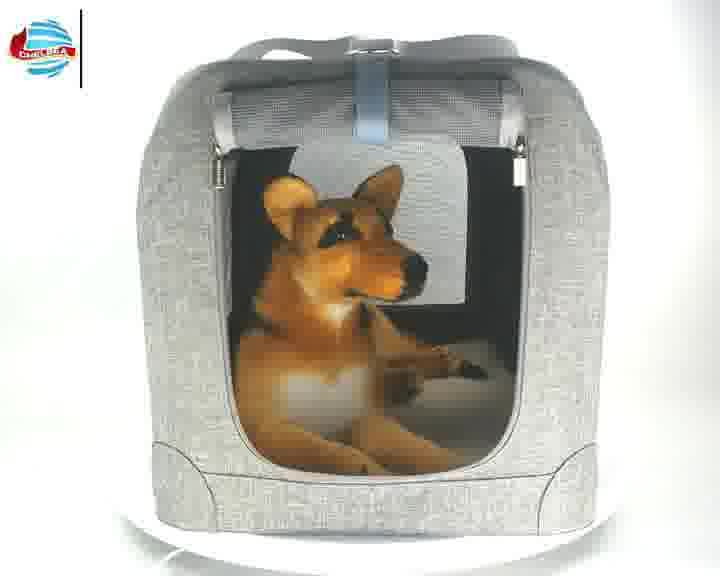Portable Foldable large animal House Carrier Cage Kennel Dog Crate for pet