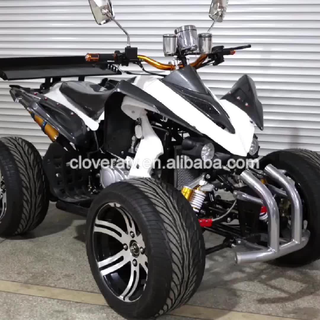 Kawasaki type 250cc Racing ATV CEE Quad ATV avec LED Compteur De Vitesse