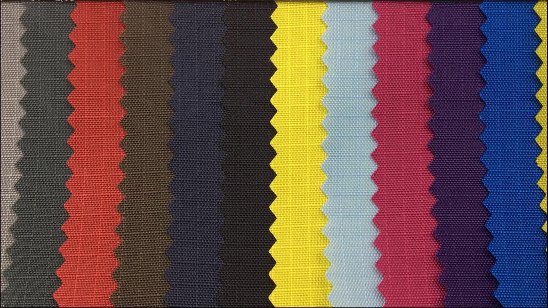210ครั้ง210dไนลอนripstop/ผ้าโพลีเอสเตอร์สำหรับเต็นท์เปลญวนถุงลมนิรภัยถุงนอนถุงถั่วผ้า