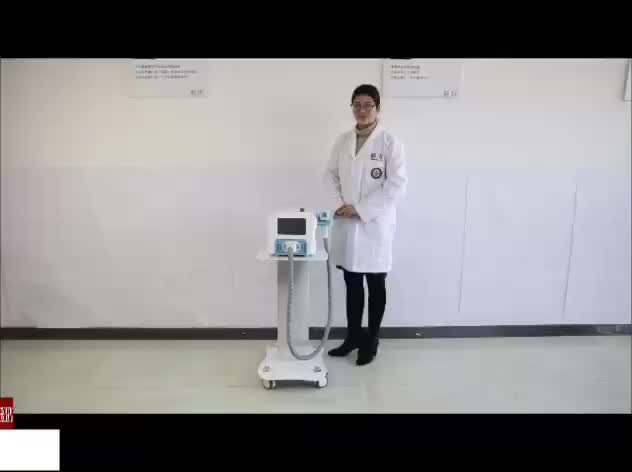 2019 New Style portable nd yag laser machine for tattoo removal