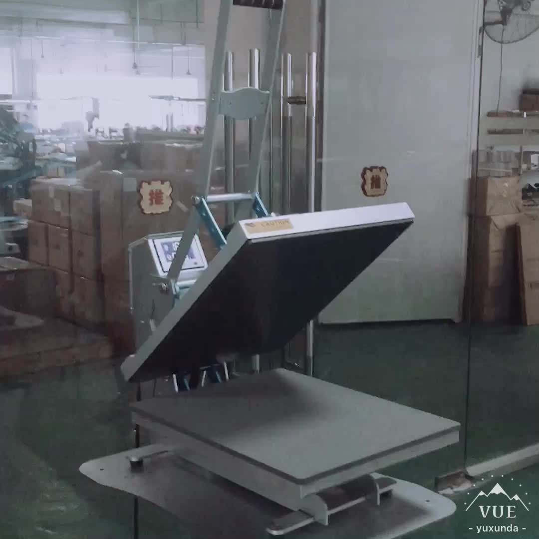 2018 new arrival lowest price t-shirt heat press machine
