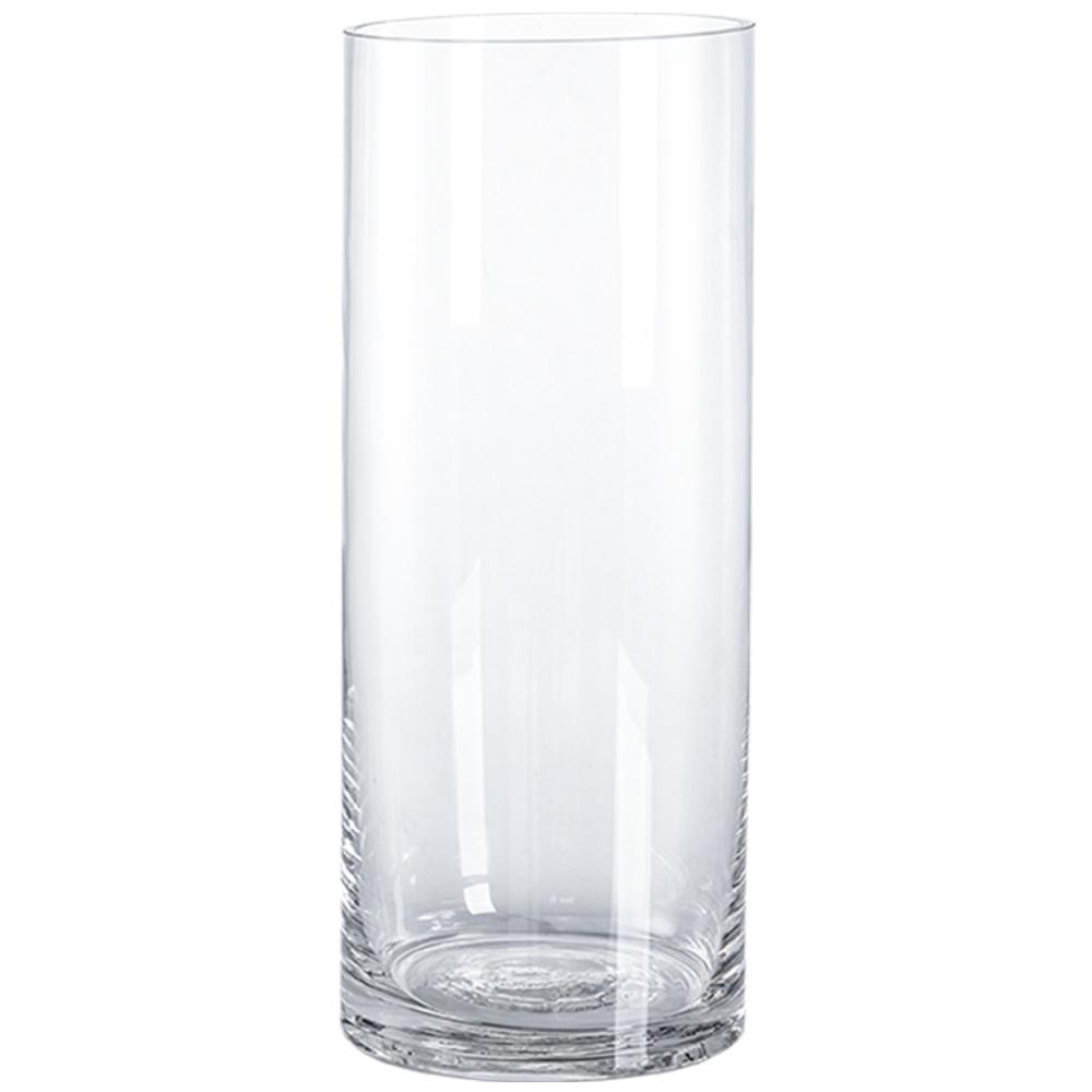 特大号简约玻璃透明落地摆件花瓶质量怎么样