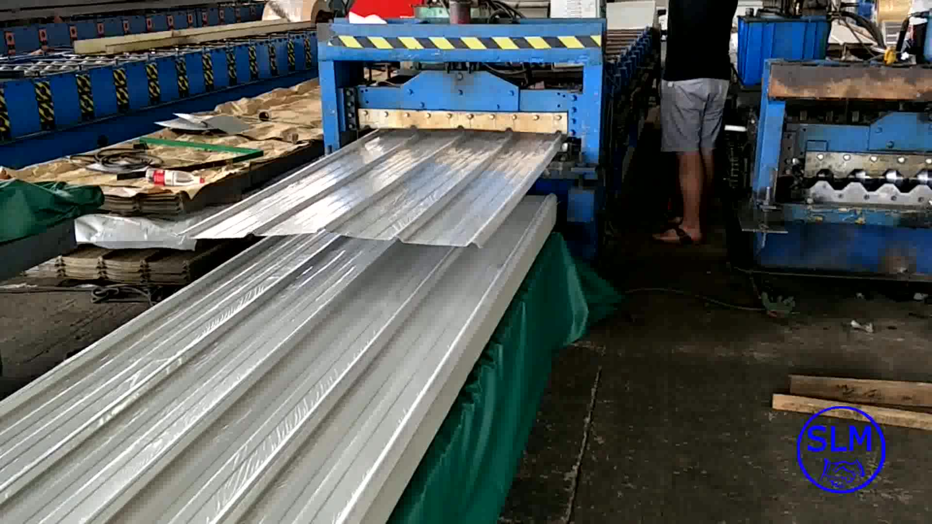 Corrugated Coated Aluminum Carport Roof Panels Buy