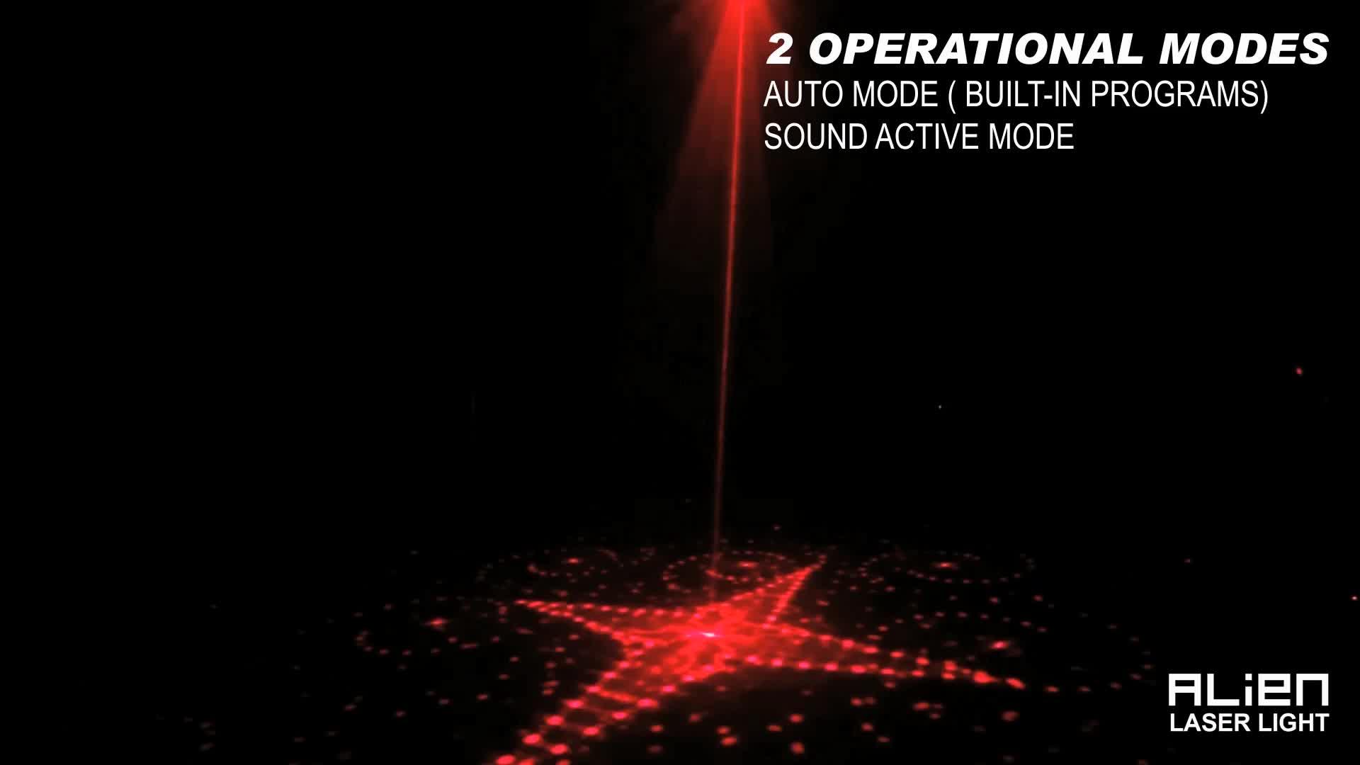 80 Patterns RGRB Best Mini Laser Lights For DJ