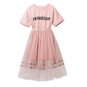 女童连衣裙夏装2021新款韩版裙子