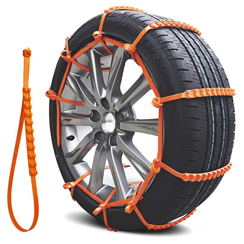 d6e828cb4240 Car Tire Anti-slip cable tie, Plastic Zip Grip Tie Emergency Traction Aid  for