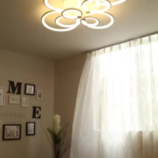 2018 new design home lighting dimmable led chandeliers pendant 2018 new design home lighting dimmable led chandeliers pendant lights with remote control aloadofball Choice Image