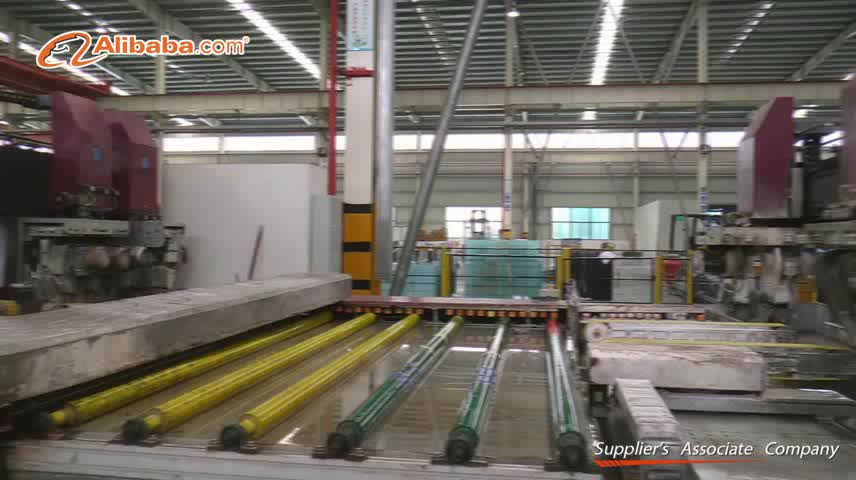 low e glass/heat strengthened glass with ce/iso/sgs/ccc for building made in china