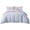 博洋家纺四件套全棉床单款春夏床笠质量如何