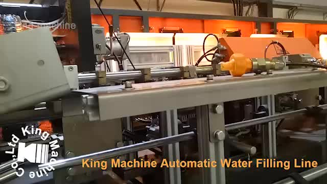 Pure Water Filling / Bottling Line With Pure Water Production Machine / Drinking Water Machine