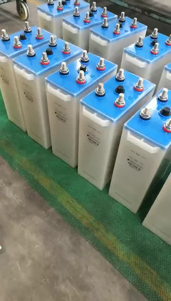 1000Ah solar nickel ion battery standard 20 years Life 11000 cycle Nickel Iron Battery for sale