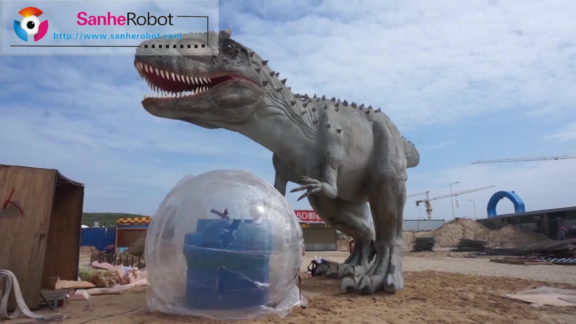 Life-size Robotic T-rex The Good Dinosaur King Sex - Buy Dinosaur ...