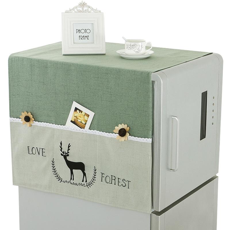 定制清新冰箱收纳微波炉烤箱冰箱罩怎么样