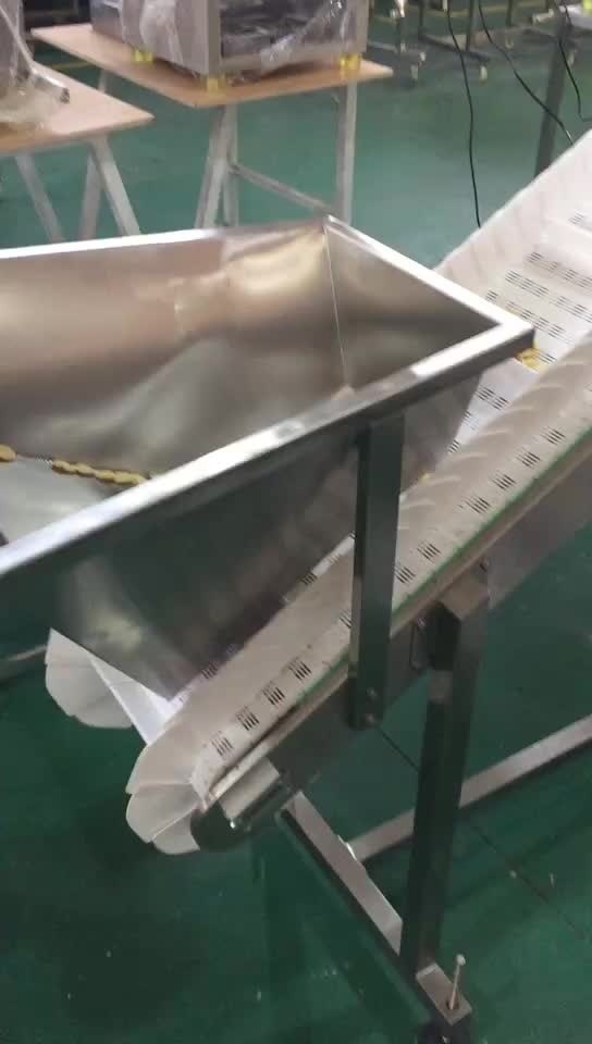 Semi-Automatical weighing manual filling pouches