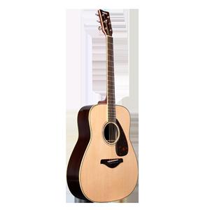正品yamaha fg830單板民謠木吉他
