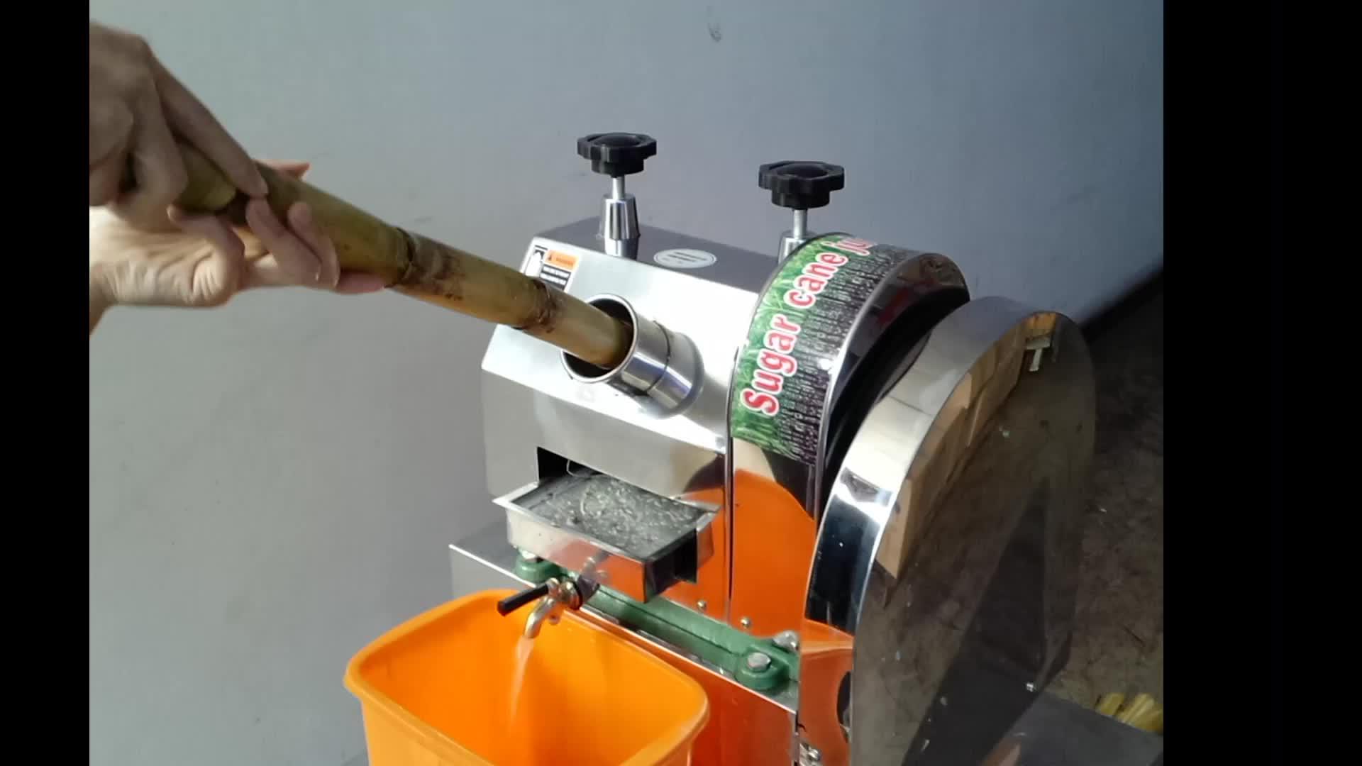Zuckerrohr Saft Maschine Automatische/Zuckerrohr Saft Maschine Zu Hause